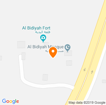 Al-Bidyah Mosque Map