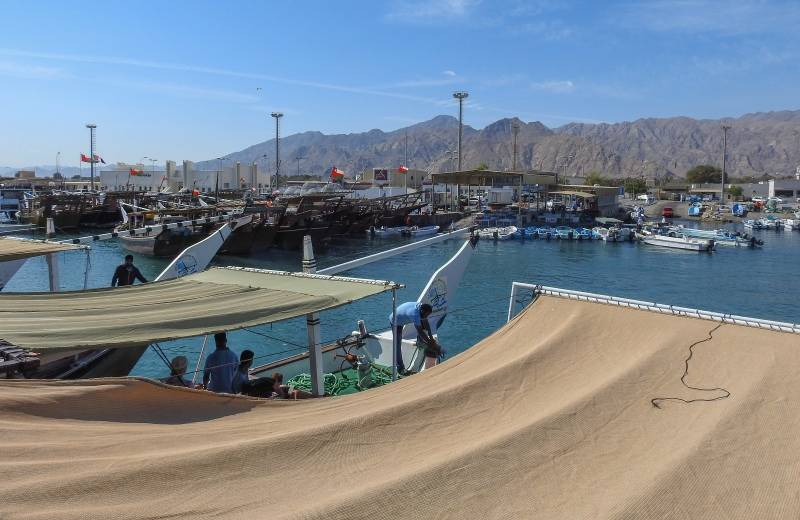 Dibba Dhow Cruise