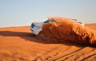 Jeep Desert Safari Dubai