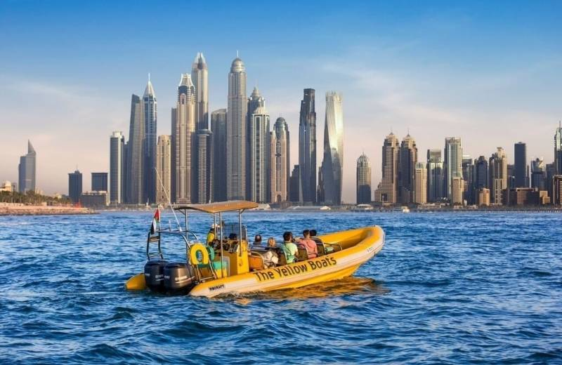 The Yellow Boats Dubai