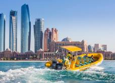 The Yellow Boats Abu Dhabi