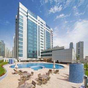 Marina View Hotel Apartments 4*