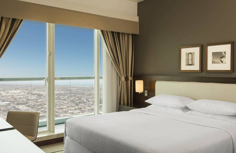 Four Points By Sheraton Sheikh Zayed Road 4*