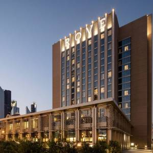 Rove Downtown Dubai 3*