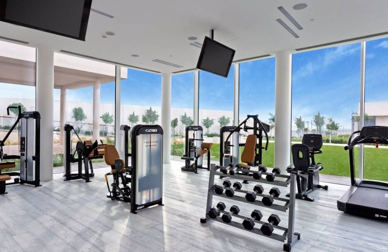 Hotel The Oberoi Beach Resort Al Zorah - Fitness