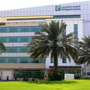 Holiday Inn Express, Dubai Airport 2*