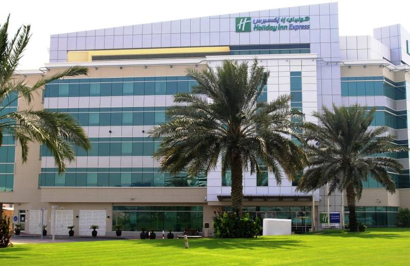 Hotel Holiday Inn Express Dubai Airport, Arabské Emiráty