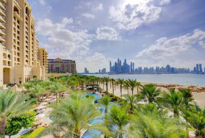 Fairmont The Palm 5*