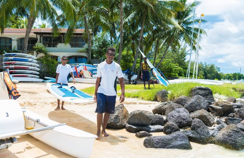 Mauricia Beachcomber Resort & Spa 4*