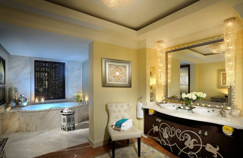 The Palace - One&Only Royal Mirage - Prince Suite