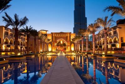 The Palace Downtown Dubai 5*
