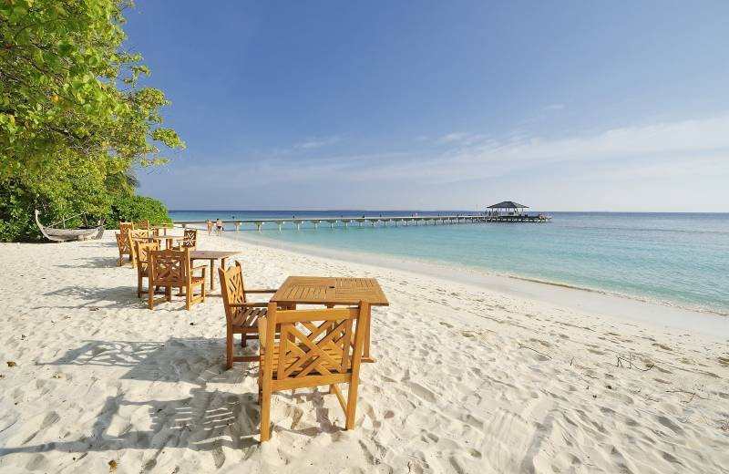 Royal Island Resort & Spa 5*