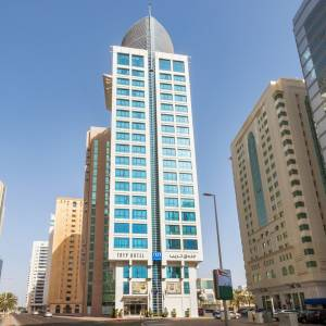 TRYP by Wyndham Abu Dhabi City Center 4*