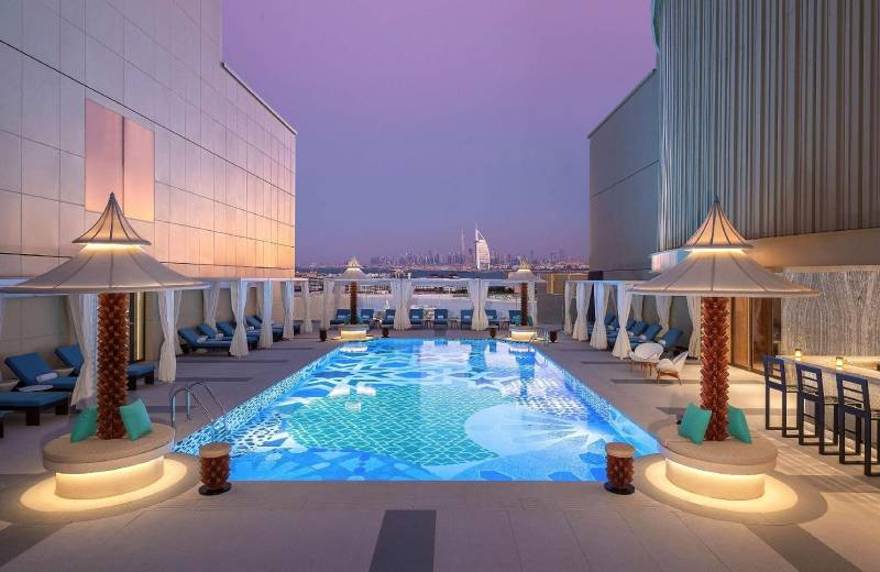 Andaz Dubai The Palm 5*