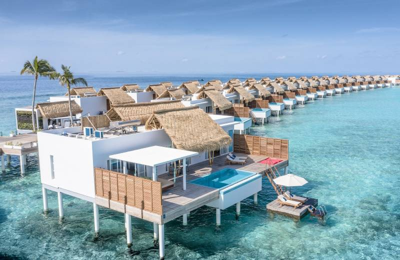 Emerald Maldives Resort & Spa 5*