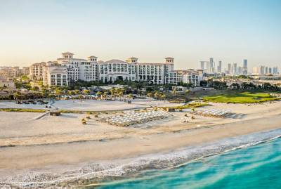 The St. Regis Saadiyat Island Resort, Abu Dhabi 5*