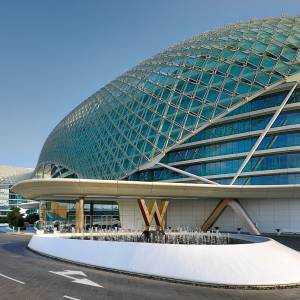 The Yas Viceroy Hotel 5*