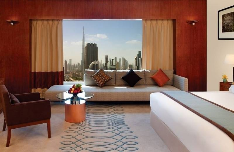 Hotel Jumeirah Emirates Towers - Izba Deluxe (King)