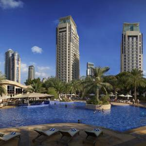 Habtoor Grand Resort, Autograph Collection 5*