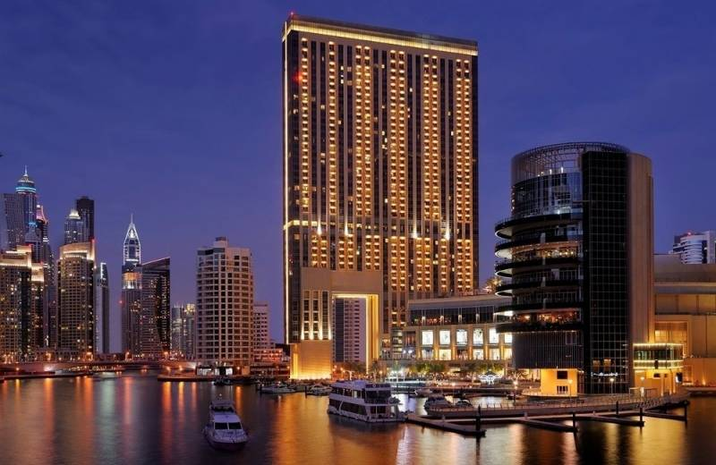 The Address Dubai Marina 5*