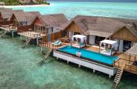 Two Bedroom Reef Residence with Pool